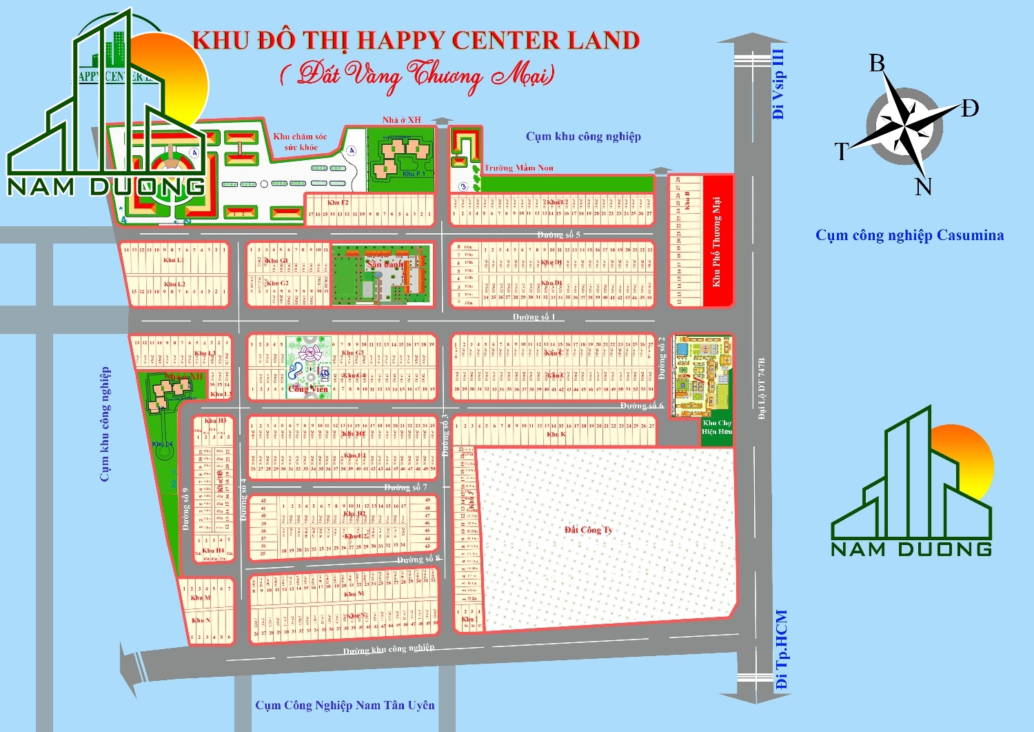 KDT HAPPY LAND